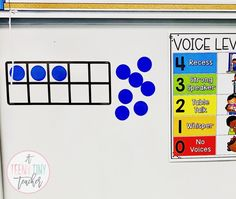 Classroom Management Idea - A Teeny Tiny Teacher