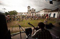 Festival Paraty Latino  Foto: Catraca Livre  #LocalCulture #Paraty