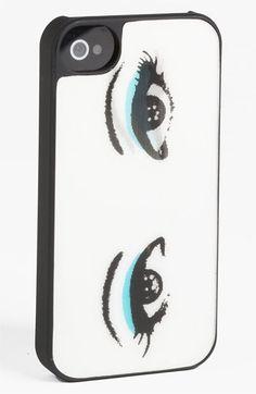 kate spade new york 'lenticular eyes' iPhone 5 case (Nordstrom Exclusive) | Nordstrom $40.00