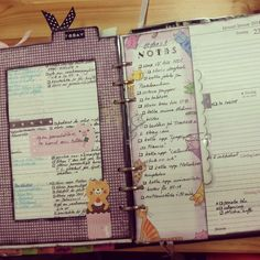 My Filofax -www.ideabook.se