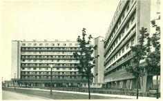 Antwerpen-Kiel - Residentie Jozef Schobbens, Aloïs de Laetstraat - Achterzijde Multi Story Building, Kiel