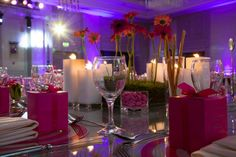 Candle Garden #Wedding #Amman