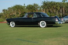 1957 Lincoln Continental Mark II. Oooooh, beauty...
