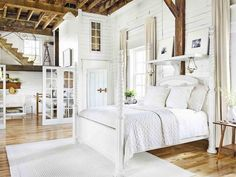 Bedroom Inspiration: Four Poster Beds | Bedrooms, Adult Bedroom Decor And  Master Bedroom