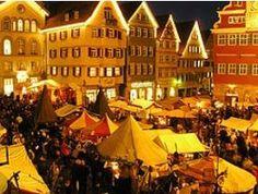 Esslingen am Neckar Christmas Market, my favorite so far.