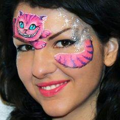 One more oldie. Cheshire cat done for #illusionmagazine article about my art 3 years ago. Time flies so fast!  Чеширский кот нарисованный 3 года назад для статьи о моем творчестве в журнале #illusionmagazine. Время летит!  #cheshirecat #cheshire #aliceinwonderland #facepaintingdesigns #facepaintingideas #facepaintingpractice #facepaintings #catfacepaint #catfacepainting #kittyface #kittycatface #olgasfacebodyart #olgamurasev #чеширскийкот #алисавстранечудес #аквагрим #фейсарт #гримдлядетеи…