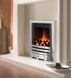 Warwick Contemporary Inset Gas Fire, From Flavel