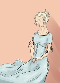 Grace Blackthorn. From The Last Hours by @cassandraclare .