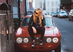 Women & Alfas...what more could you want