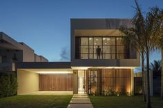 Galeria de Casa Olhos D'água / Aguirre Arquitetura - 1