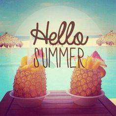 ¡Bienvenido verano! ¡Esperamos que todo el mundo disfrute del finde largo! :-) #verano #summer