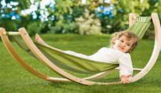 A rocking hammock to rest safely – Armchair Ideas
