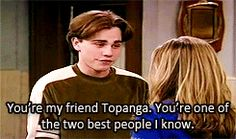 "When he tried SO hard to get Cory and Topanga back together, and we all wanted to see him succeed. | Community Post: 37 Times Shawn Hunter From ""Boy Meets World"" Was A Total Dreamboat"