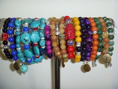 Natural Stones bracelets and more...