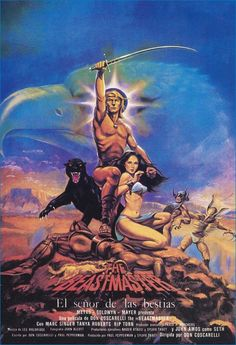The Beastmaster (1982) Don Coscarelli
