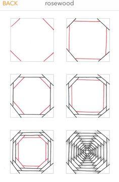 Effet de cadre 3D
