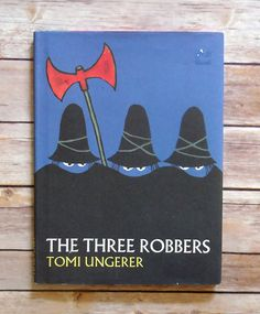 Book of the Week: The Three Robbers