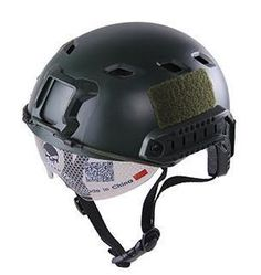 NEW FAST Helmet with Protective Goggle Pararescue Jump Type helmet Military Tactical airsoft helmet #Affiliate