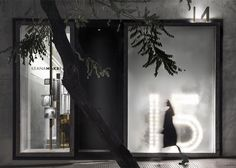 Forest-inspired jewellery shop by Kois Associated Architects: Forest-inspired jewellery shop by Kois Associated Architects