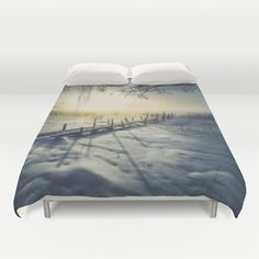 Winter you winter me Duvet Cover  , by Happy Melvin -   Available as T-Shirts & Hoodies, Stickers, iPhone Cases, Samsung Galaxy Cases, Posters, Home Decors, Tote Bags, Prints, Cards, Kids Clothes, iPad Cases, and Laptop Skins