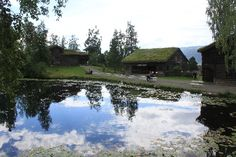 The Maihaugen Open Air Museum in Lillehammer, Norway. Photo by Lori Henry.