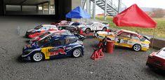 Rally Car, Tamiya