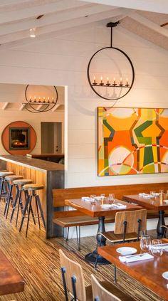 Big Sur Roadhouse at Glen Oaks Big Sur, CA - opened in the Summer of '13, Chef Matt Glazer brings a Cajun twist to California cuisine