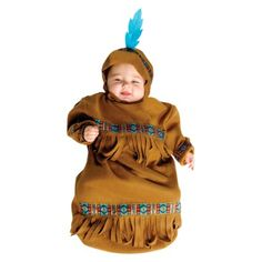 The Infant-Newborn Indian Papoose Bunting is the best 2019 Halloween costume for you to get! Everyone will love this Baby/Toddler costume that you picked up from Wholesale Halloween Costumes! Wholesale Halloween Costumes, Newborn Halloween Costumes, Toddler Costumes, Boy Costumes, Halloween Kostüm, Infant Halloween, Costume Ideas, Starbucks Halloween, Holidays Halloween