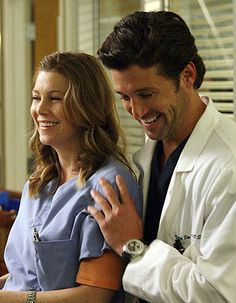 One of my fave TV couples.