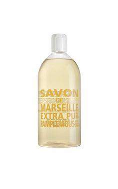 Handtvål Refill - Pamplemousse - Savon de Marseille - Designers - Raglady