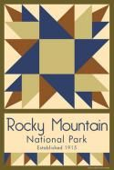 Rocky Mountain National Park Quilt Block