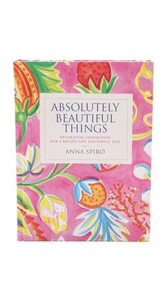 Prettiest coffee table book. Love Anna Spiro!