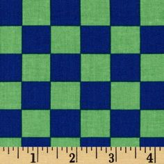 @Mindy Kyte  Ace Checkers Green/Blue