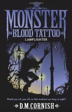 Monster-Blood-Tattoo-Lamplighter-Book-Two-Cornish-D-M-Paperback-Book