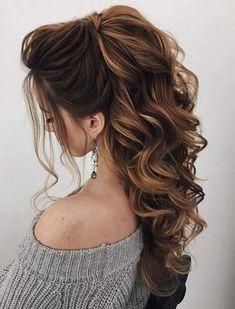 Εντυπωσιακά χτενίσματα μισά πάνω μισά κάτω για μακριά μαλλιά και όχι  μόνο... Σπαστά 2a644c3a199