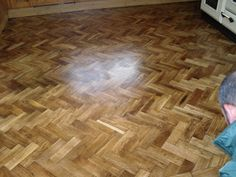 Mia Wildblood's House: Wood Floor Cleaning Tips with Black Tea