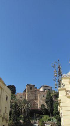 Palais de l'Alcazaba, Malaga, Spain