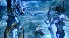 Snow summons the Shiva Sisters