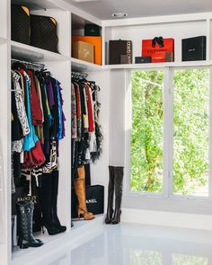 The Biggest Closet You've Ever Seen