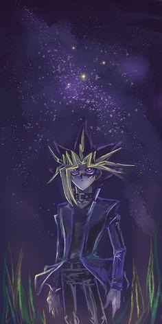 Déjate llevar en el sueño y esperanza de las estrellas  ~Yami Yugi~