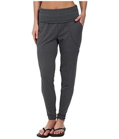 Lucy Womens Power Pose Pant LG X 29 Grey -- You can get additional details at the image link.