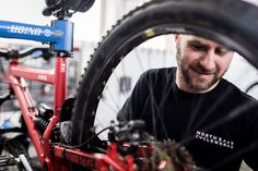North East Cycleworks is a Company, rider owned and run, bicycle repair and Bike service centre focused on Newcastle, Our objective is to offer our clients the best servicing and bicycle repair possible at good price ranges with brilliant customer service throughout their experience with us.