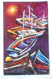 Walter Branca Creaciones Pintura y Artesanía