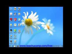 Learn about Pinning Items to the Taskbar or the Quick Launch Toolbar in Microsoft Windows at www.teachUcomp.com. Get the complete tutorial for free at http://www.teachucomp.com/free - the most comprehensive Windows tutorial available. Visit us today!