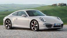 Porsche 911 50ème anniversaire.