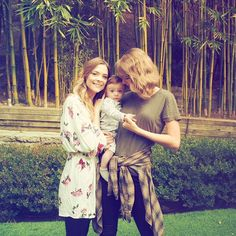 Pin for Later: Taylor Swift Bonds With Her Adorable Godson to Celebrate His…