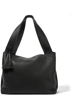 ba65c60564 The Row - Duplex textured-leather shoulder bag