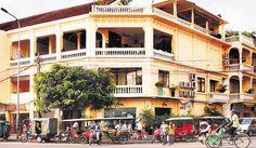 Foreign Correspondents Club Phnom Penh Cambodia