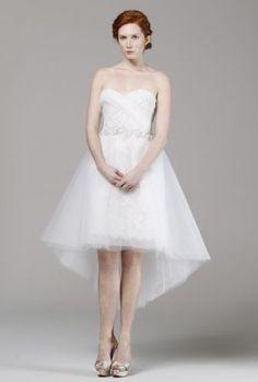d6778abe7bb9 Hemos estado tan impactados por los magníficos vestidos de novia de la  Bridal Fashion Week