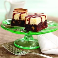 Brownie Cheesecake Bars Recipe -<b>Recipe provided by Eagle Brand®. </b>